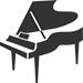 John Irving Pianoforte Logo